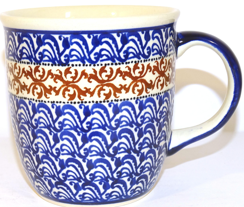 Pottery Avenue 12-oz CUBA Stoneware Coffee Mug | CLASSIC