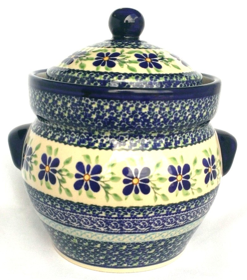 Pottery Avenue 7.6-cup Canister | ARTISAN