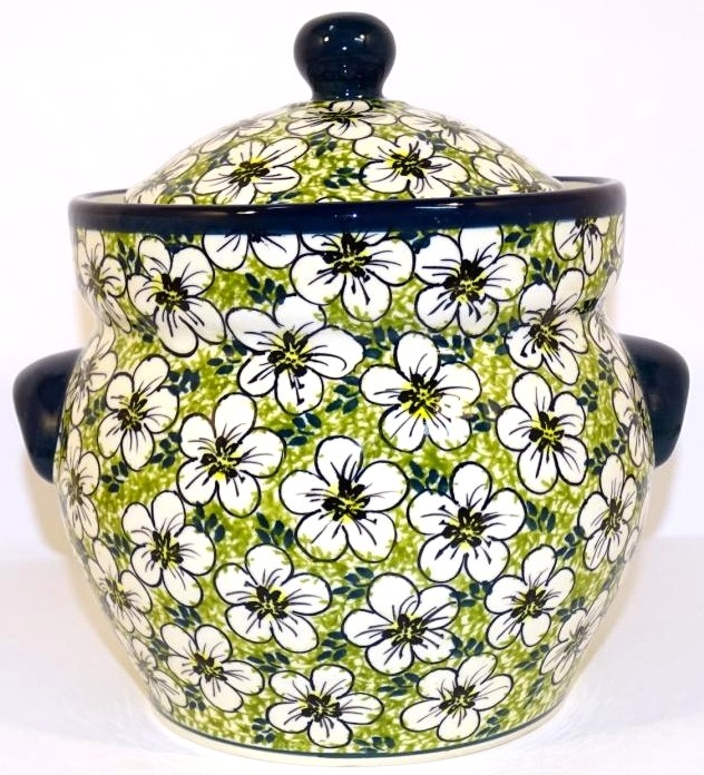 Pottery Avenue 7.6-cup Canister | UNIKAT
