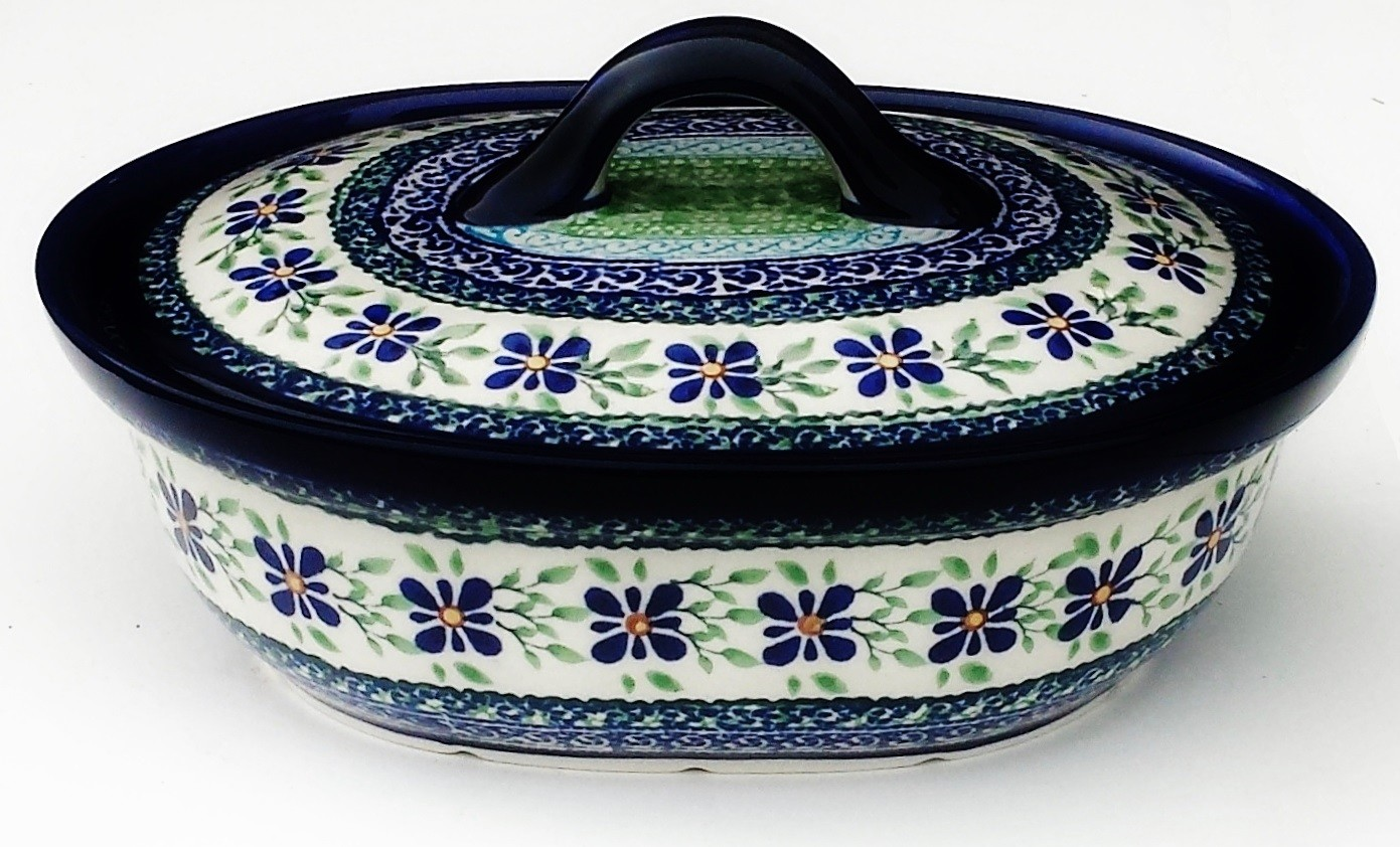 Pottery Avenue 1.5L DEAREST FRIEND Covered Casserole Dish | ARTISAN