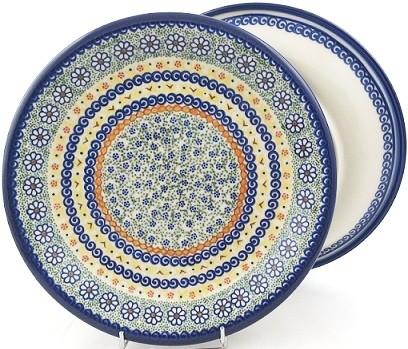 "Pottery Avenue 10.25"" Dinner Plate | VENA-UNIKAT"
