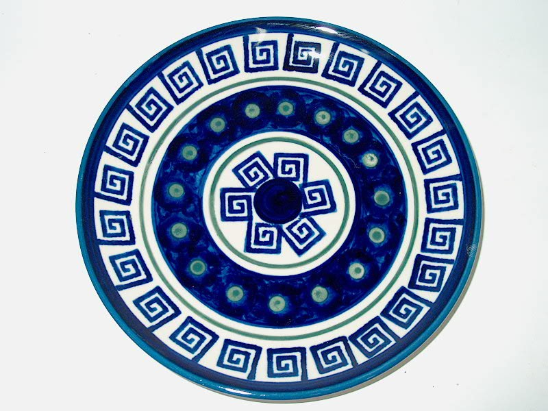 "Pottery Avenue 7.75"" ATLANTIS Stoneware Salad Plates | CLASSIC"