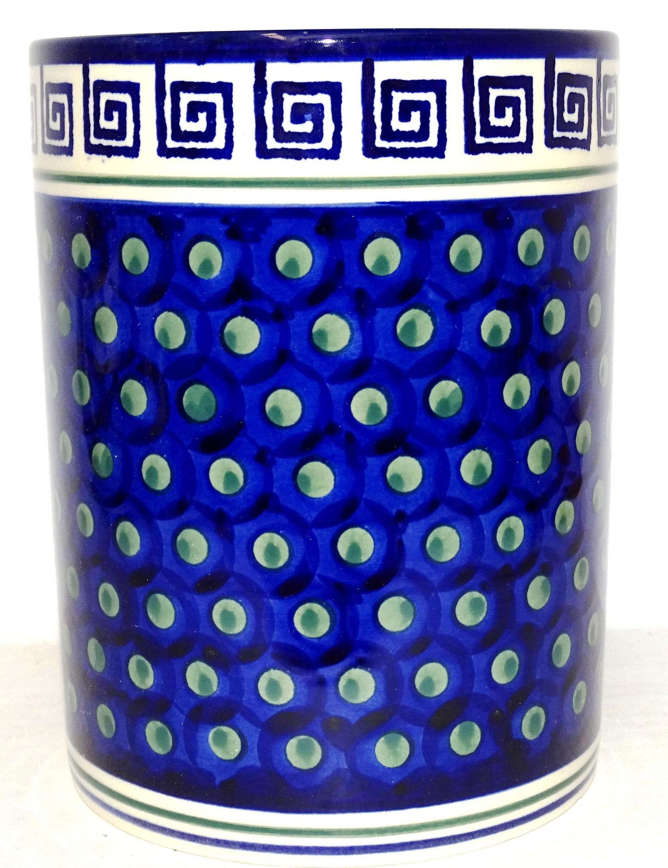 "Pottery Avenue 7"" Utensil Jar | CLASSIC"