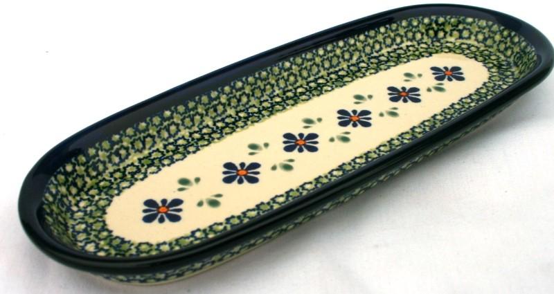 11x4.25 Cracker-Olive Tray