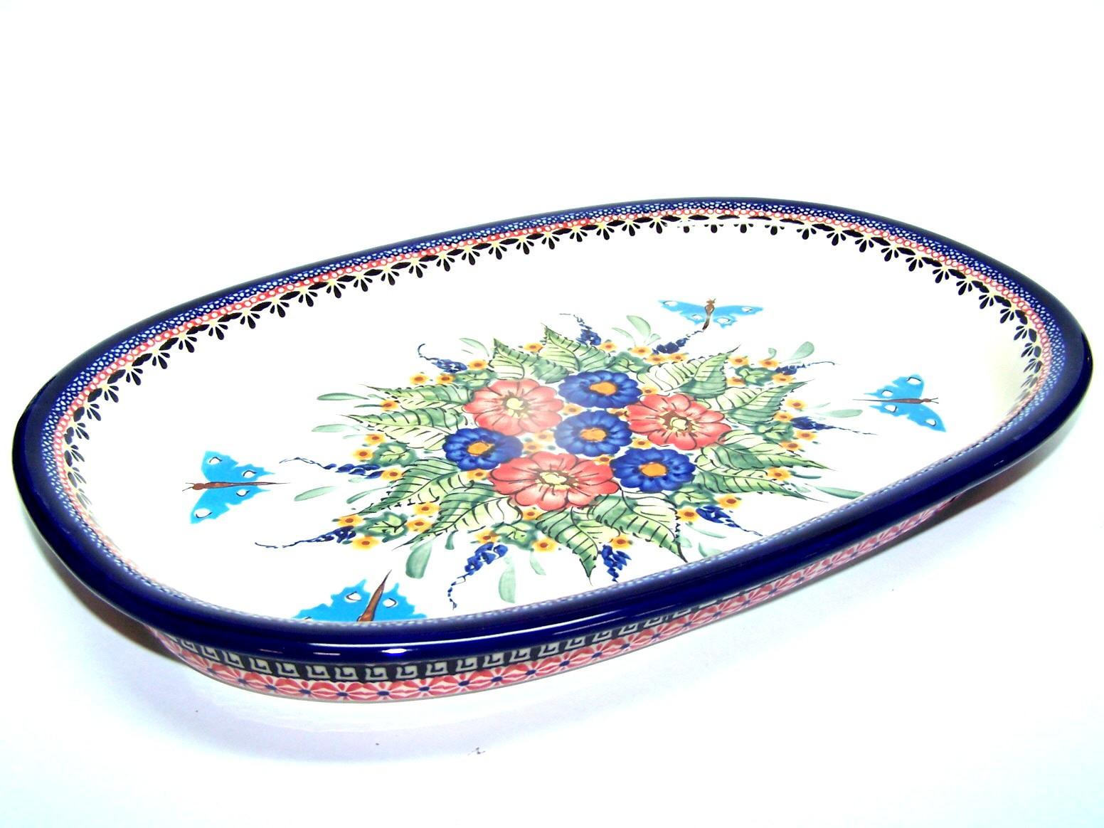 Pottery Avenue Large platter | Baking Dish | UNIKAT