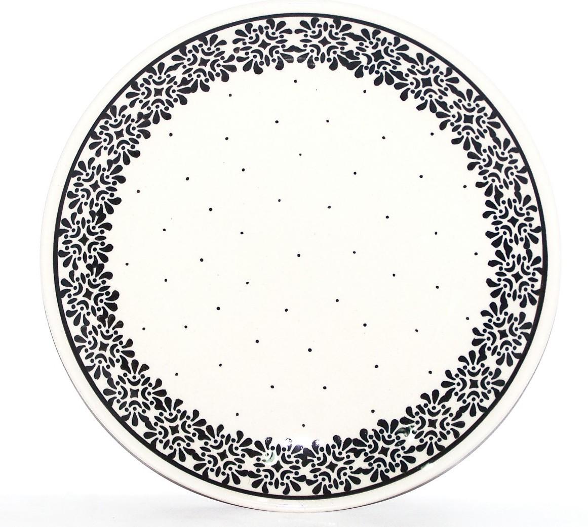 """10.75""""Dinner Plate 1.18"""" Tall 957"""