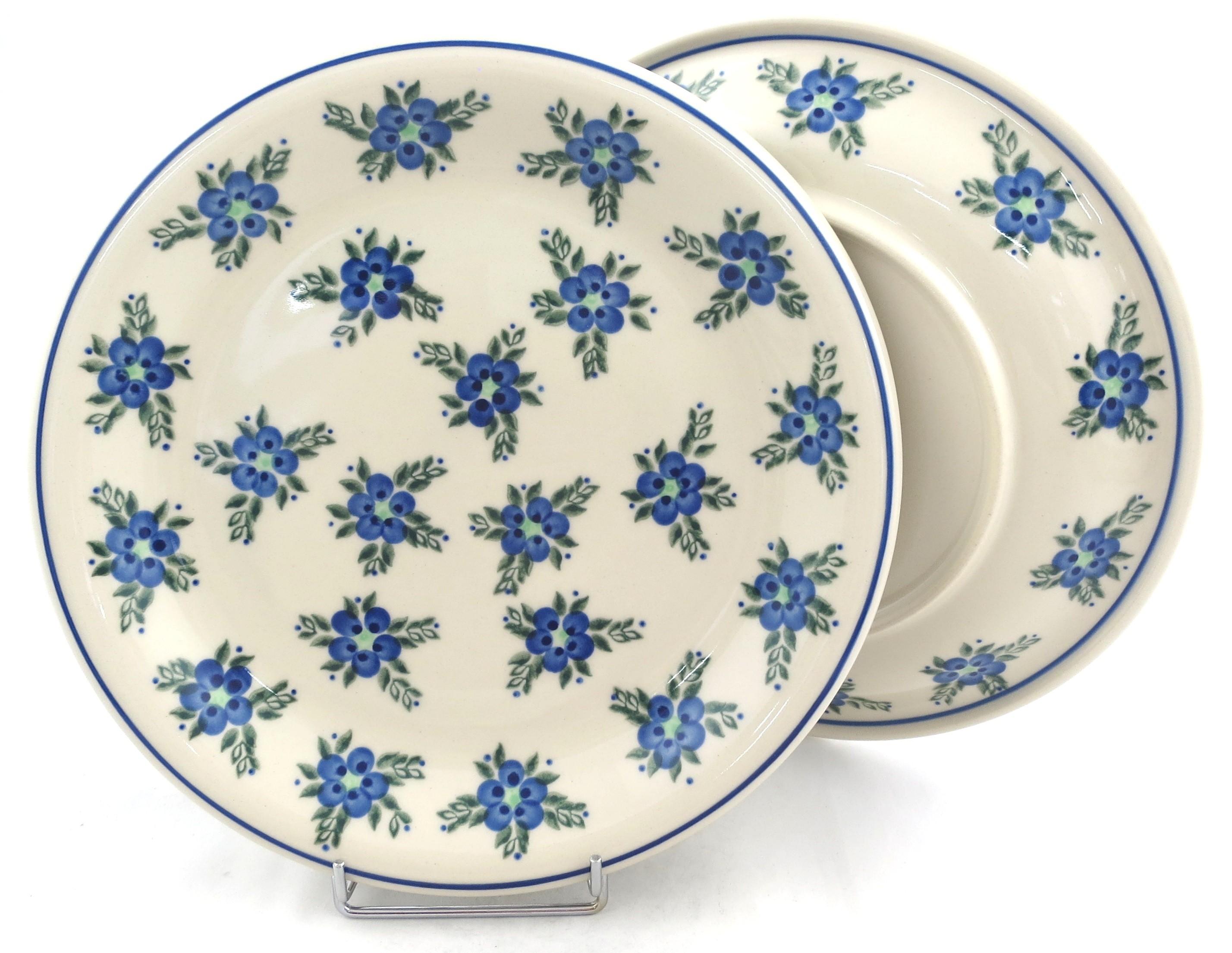 "Pottery Avenue 10.25"" Dinner Plate   VENA-UNIKAT"
