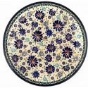 "Polish Pottery 11"" 4TH OF JULY Stoneware Dinner Plates | ARTISAN"