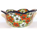 "Pottery Avenue 6.5"" Tulip Petal Bowl | UNIKAT"