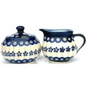Pottery Avenue | Creamer & Sugar Set | CLASSIC
