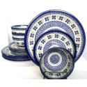 Pottery Avenue 12-pc Designer Dinner Set | ARTISAN