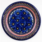 "Pottery Avenue 9.75""  Luncheon Plate 