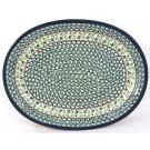 "Pottery Avenue 11.5"" Oval Plate | CLASSIC"