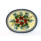 "NEW Pottery Avenue 11.5"" Oval Plate 