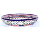 """Pottery Avenue 10"""" BUTTERFLY MERRYMAKING All Purpose Stoneware Cereal Bowl 
