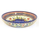 """Pottery Avenue 10"""" STRAWBERRY BUTTERFLY All Purpose Stoneware Cereal Bowl 