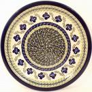 "Floral Royal 11"" Plate | ARTISAN"
