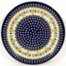 "Pottery Avenue 11"" HERITAGE Stoneware Dinner Plates 