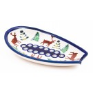 "Pottery Avenue 5"" Spoon Rest 