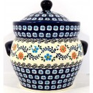 Pottery Avenue 7.6-cup Canister   CLASSIC