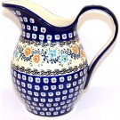 Pottery Avenue 2 Qrt Stoneware Pitcher | CLASSIC