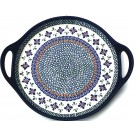 "Pottery Avenue 12.5"" Round Serving Dish 