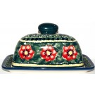 Pottery Avenue PASSION Covered Butter Dish | UNIKAT
