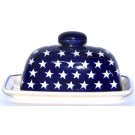 ONLY 1 LEFT!! Pottery Avenue Butter Dish | CLASSIC