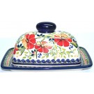Pottery Avenue Covered Butter Dish | EX UNIKAT