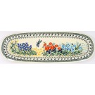 "Pottery Avenue 18"" DRAGONFLY Baguette Serving Platters 