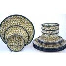 Pottery Avenue 12-pc Designer Dinner Set | UNIKAT