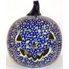 "Pottery Avenue Stoneware Jack O' Lantern from ""Boleslawiec"""