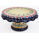 Pottery Avenue Pedestal Cake Plate | UNIKAT