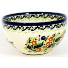 "Pottery Avenue 4.5"" SEASONS Small Stoneware Cereal Bowls 