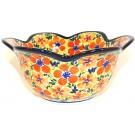 "Pottery Avenue 6.5"" Tulip Petal Bowl | ARTISAN"