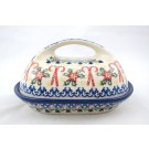 Pottery Avenue | Covered Butter Dish | VENA