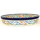 """Pottery Avenue 11"""" Small Oval Baker 