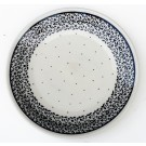 "Pottery Avenue 7.75"" TRENDY GARLAND Stoneware Salad Plates 