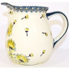 Pottery Avenue 3.6 Cup WISH Stoneware Pitcher | ARTISAN