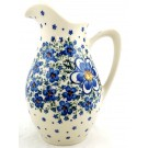 "Pottery Avenue 9.5"" Tall Pitcher 