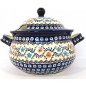 Pottery Avenue 12.5-Cup HERITAGE HOME Stoneware Soup Tureen | CLASSIC