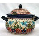 Pottery Avenue 12.5-Cup BUTTERFLY MERRYMAKING Soup Tureen | UNIKAT