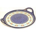 """Pottery Avenue 12.5""""  Round Serving Dish 