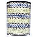 "Pottery Avenue 7"" CELEBRATE Stoneware Utensil Jar | CLASSIC"