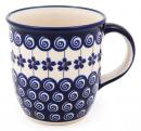 Polish Pottery Mugs 8-12oz