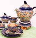 Stoneware Teapots 6 or more Cup