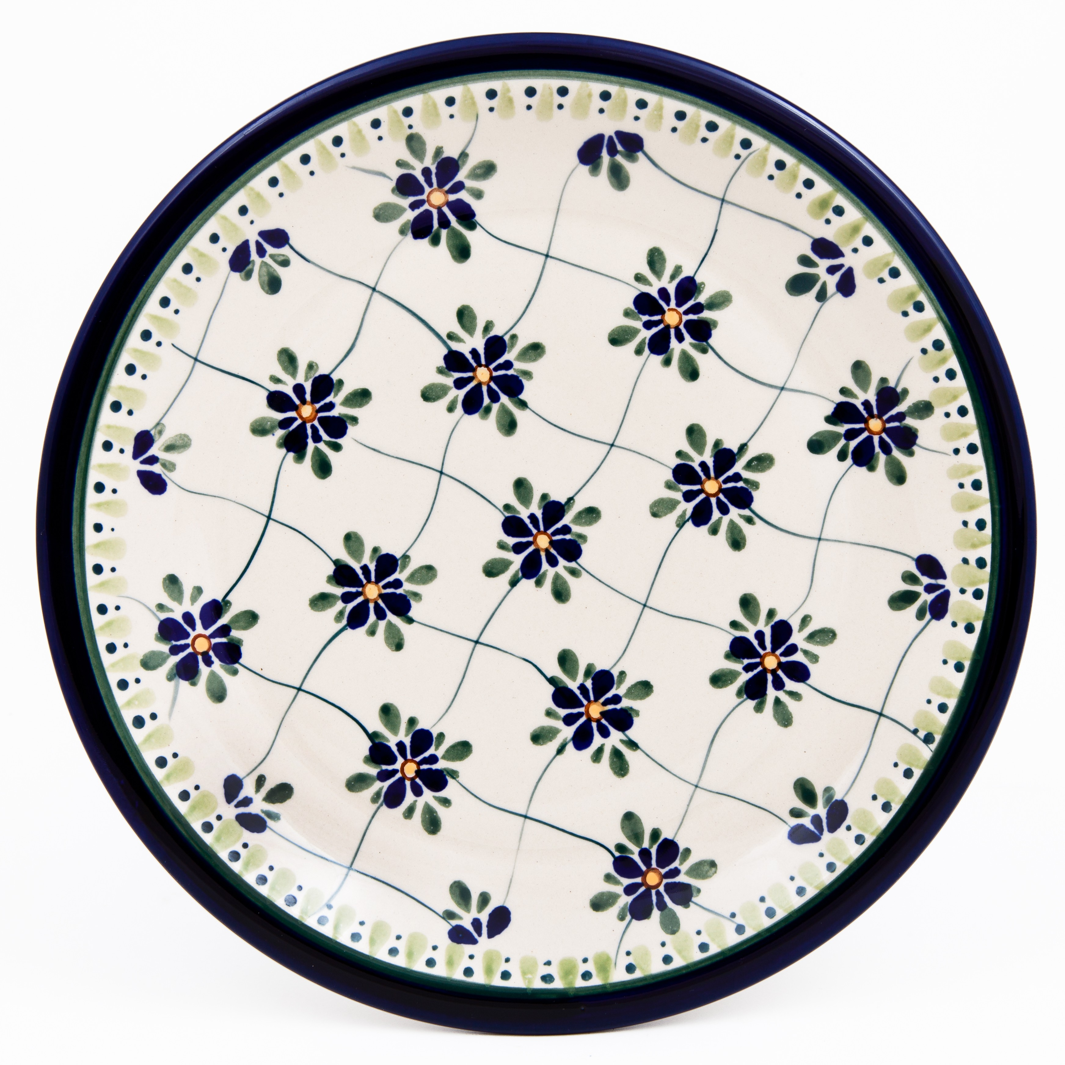 Pottery Avenue Stoneware Salad, Luncheon, Dinner Plate - 1001-DU48 Sweetheart