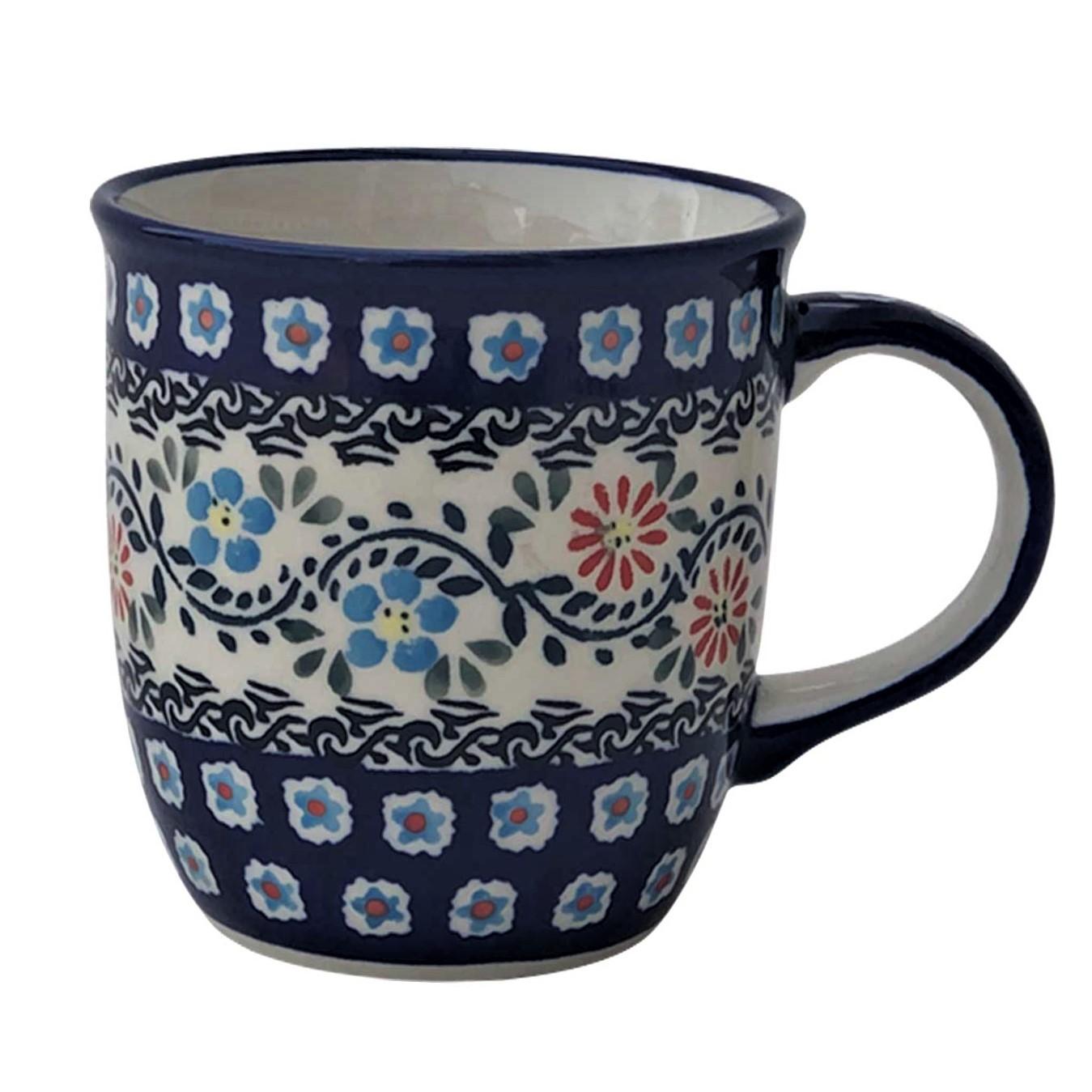 Pottery Avenue 12oz Stoneware Mug - 1105-1145A Heritage Home