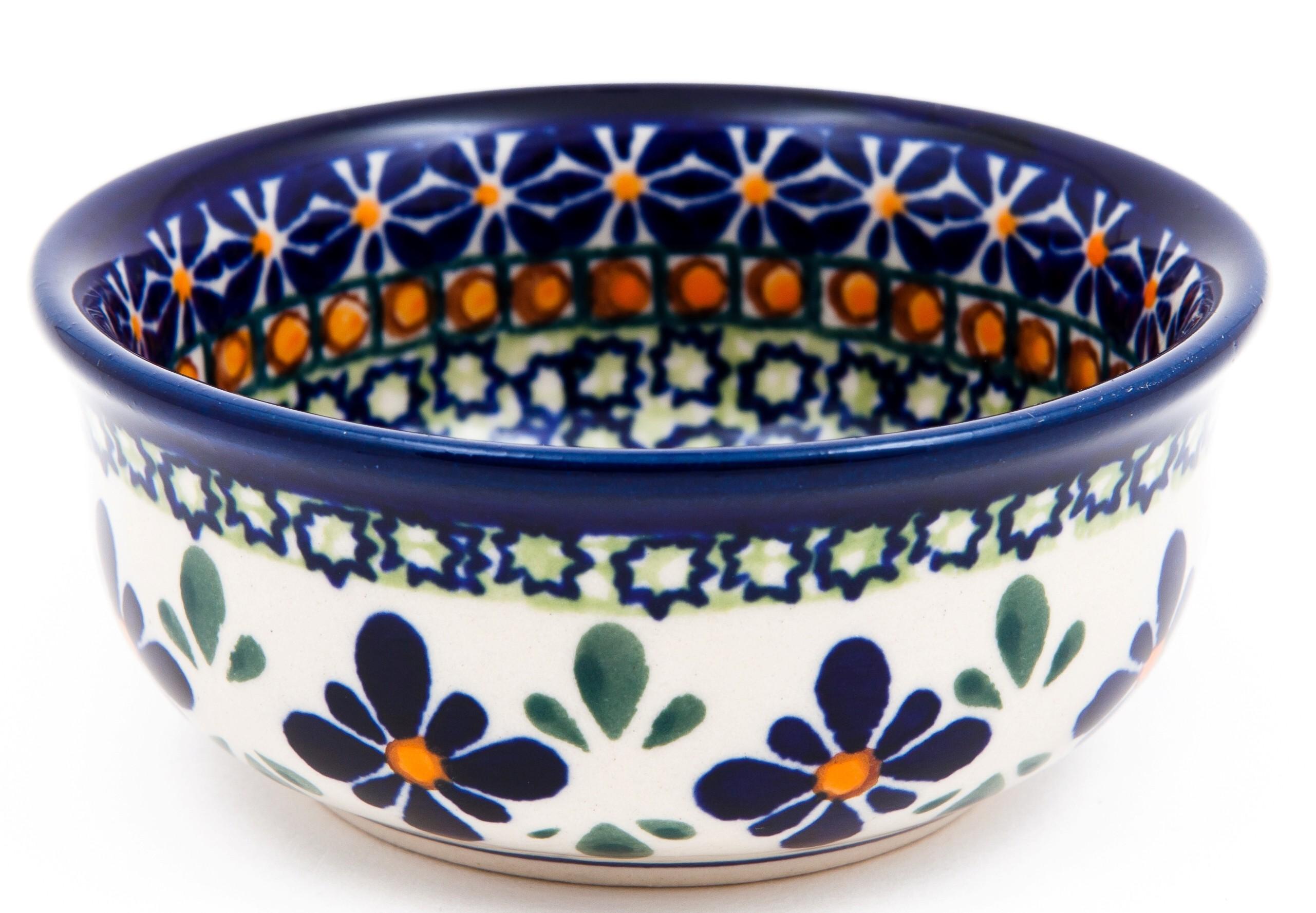 Pottery Avenue Small Stoneware Bowl - 1384-DU60 Sweetie Pie