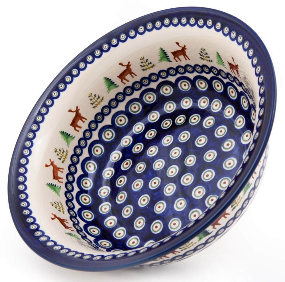Flared Serving Bowl